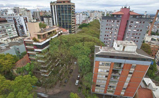 Brasilian Green Street