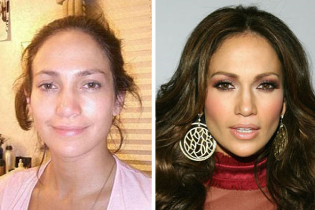 42 Shocking Celeb Photos Before And After Photoshop - Stars