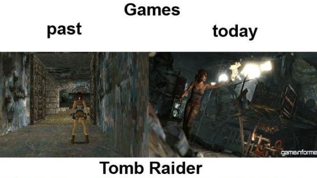 How Video Games Changed Over Time