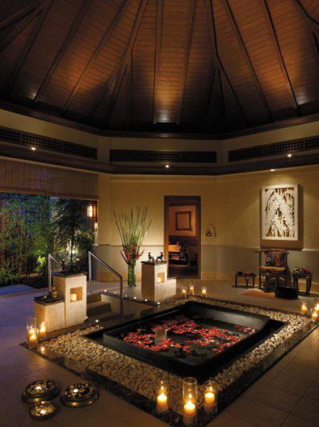 Luxurious Shangri-La Resort