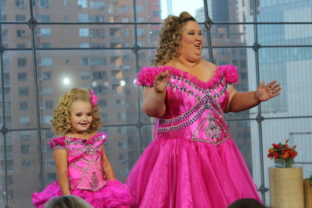 Stupid Mothers and Child Beauty Pageants. Will They Ever Learn?