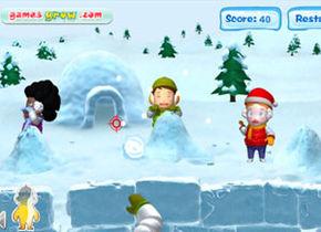 Snowball Fury