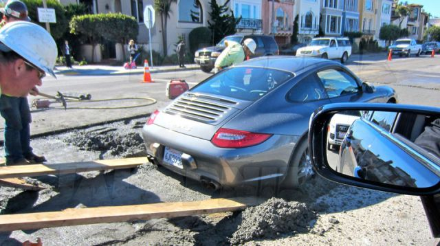 One Mighty Thing Even Porsche 911 Can't Run Away From