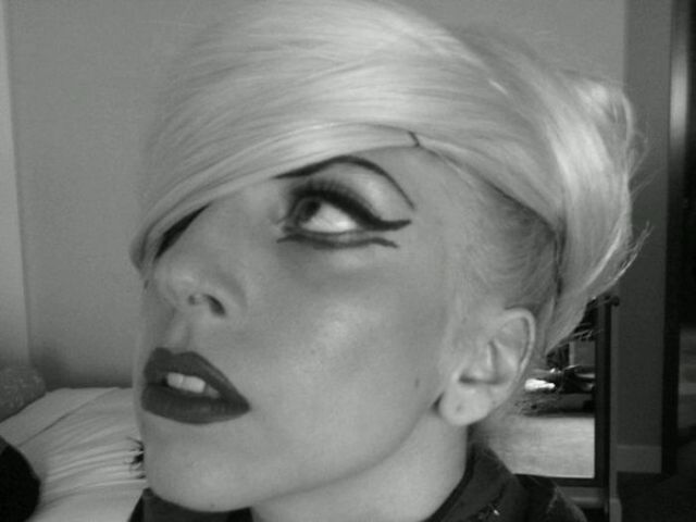 Photos from Lady Gaga's Twitter