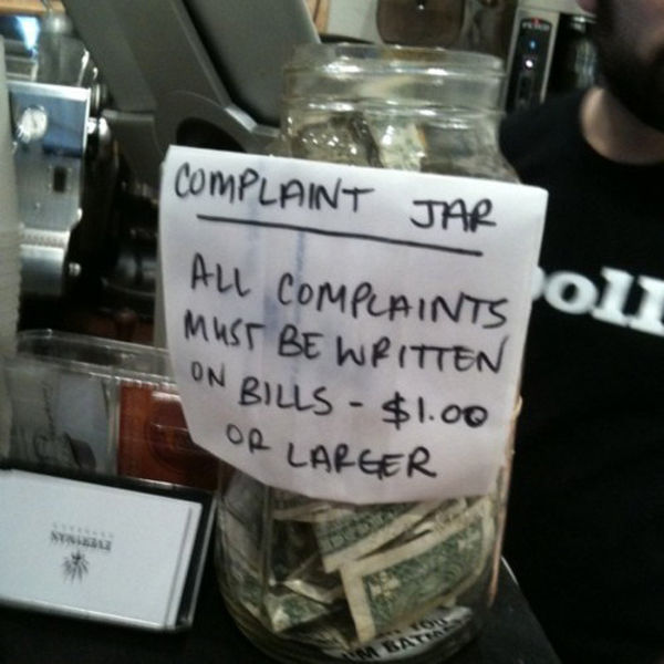 Funny Tipping