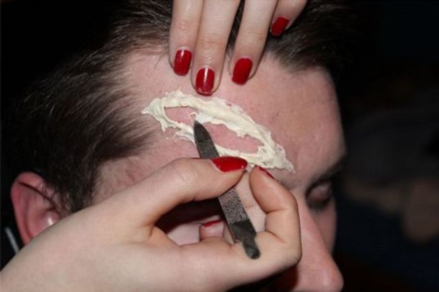 Homemade Wound Make-up