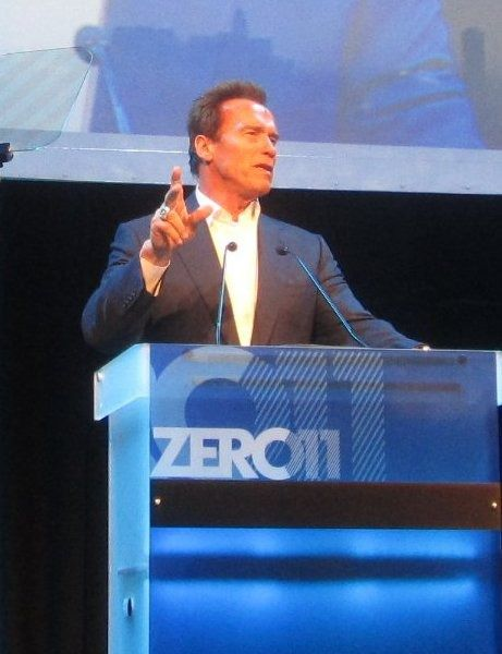 Twitter Photos of Arnold Schwarzenegger