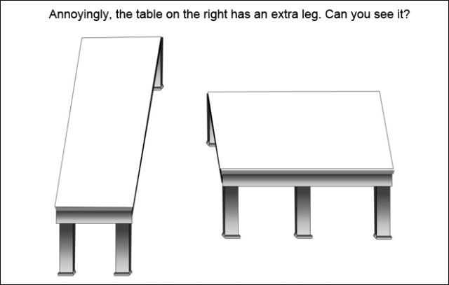 Kick Butt Optical Illusions