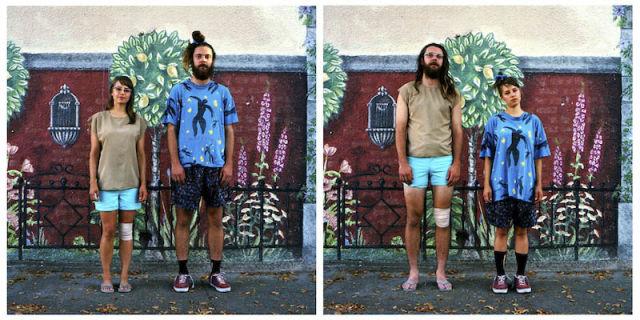 Fun Couples Clothes Swap
