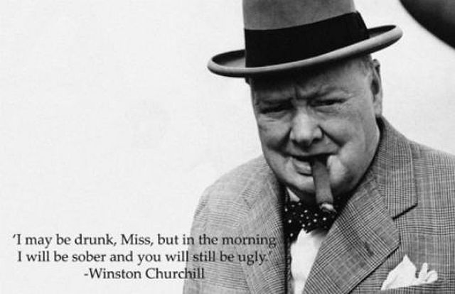 Winston Churchill's Most Kick Butt Quotes