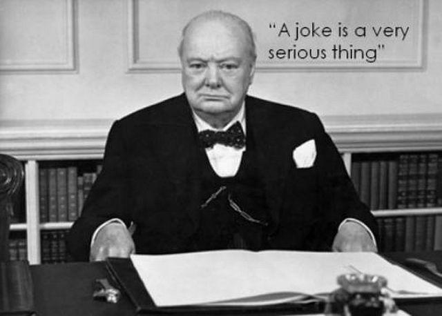 Winston Churchill's Most Kick Butt Quotes