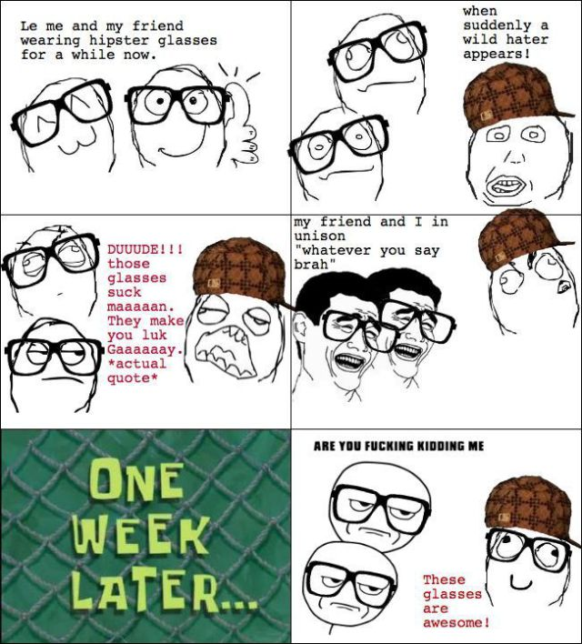 Funny Selection of Rage Comics. Part 4