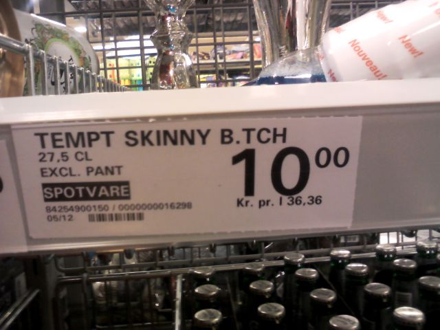 skinny what?
