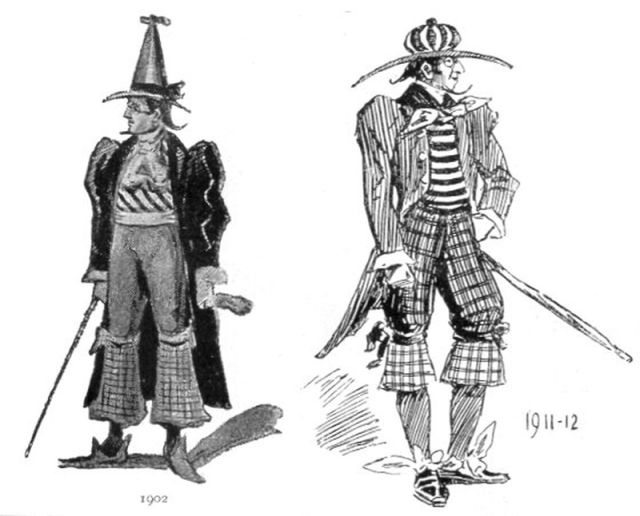 A 20th Century Fashion Vision from 1893