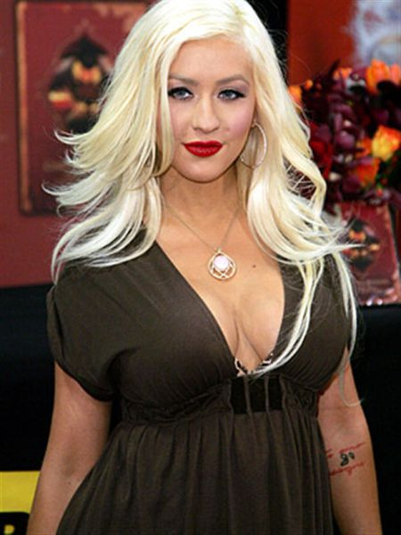 Christina Aguilera Over the Years