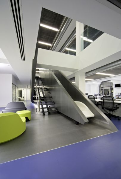 Creative Offices for Lucky Workers