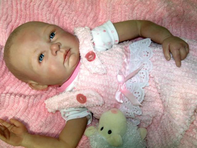 Creepy but Incredibly Realistic Reborn Baby Dolls