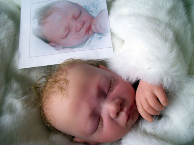 Creepy but Incredibly Realistic Reborn Baby Dolls