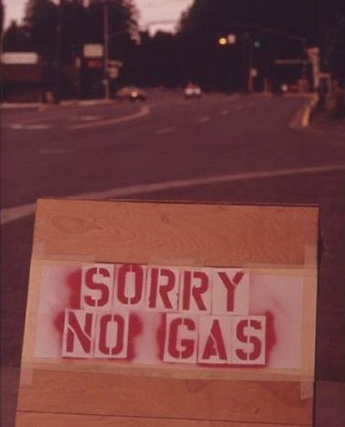 Oil Crisis of 1973 in the USA
