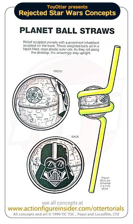 Star Wars Toys That Never Went Into Production
