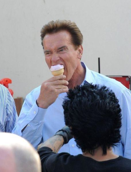 Funny Photos of Hungry Politicians