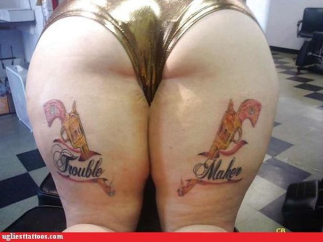 Tattoos Gone Wrong
