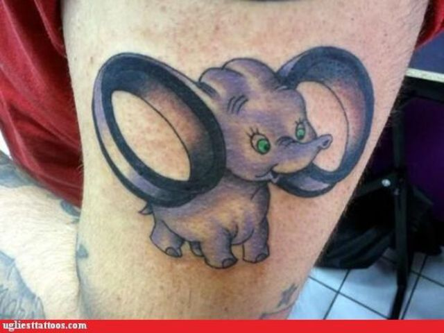 Worst Disney Tattoos: Tattoos Gone Wrong (36 Pics)