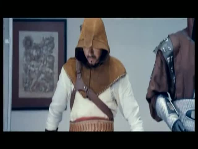 So, Bollywood Made an Assassin's Creed Movie…