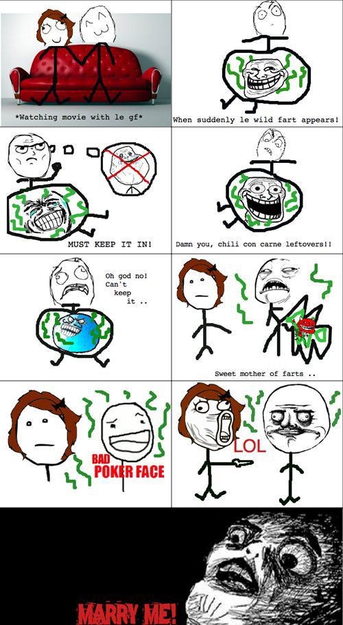 Funny Selection of Rage Comics. Part 5