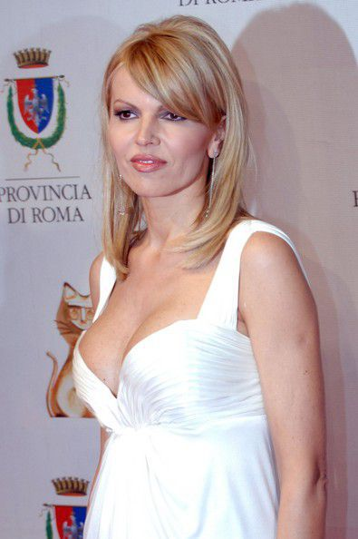 Beautiful Italian Celebrity