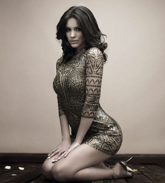 Glamour's Sexiest Women 2012