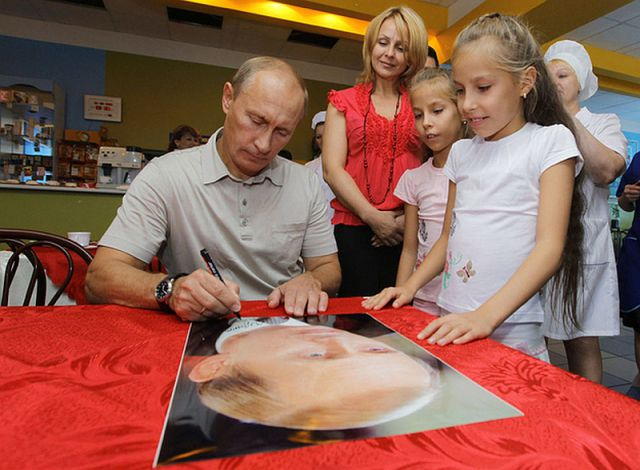 Unquestionable Reasons Why Putin Won the Election
