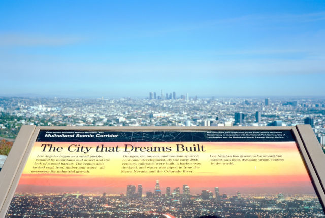 LA – The City of Dreams