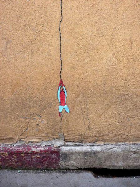 Work of Art Graffitis