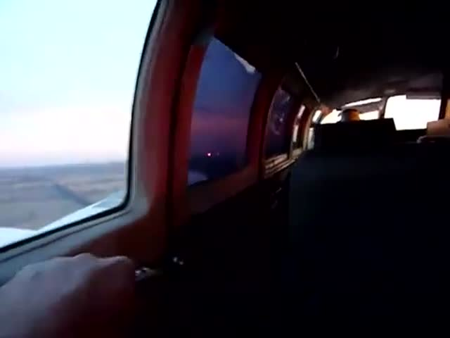 Amazing Emergency Landing