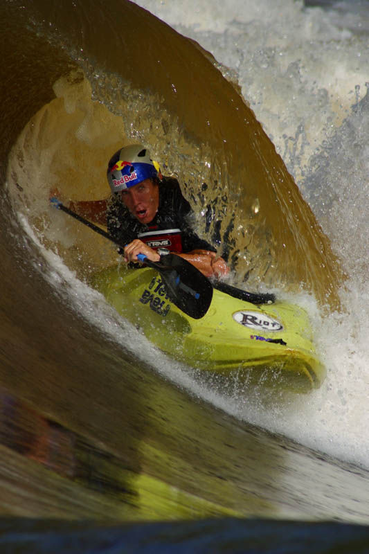 Awesome Red Bull Whitewater Kayaking Photos