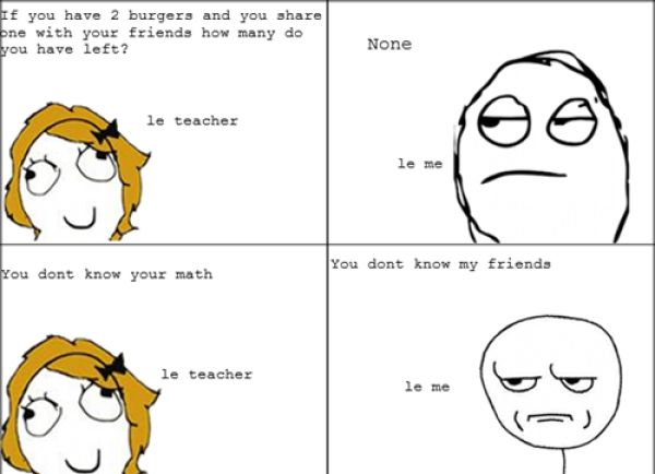 Funny Selection of Rage Comics. Part 6