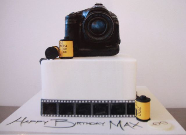 Incredible Cakes by Sylvia Weinstock