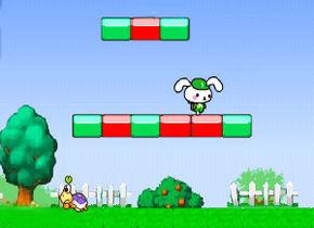 Cute Rabbit in Mario World 2