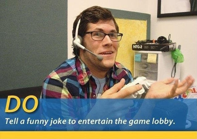 Dos and Don'ts of Polite Gaming Manners