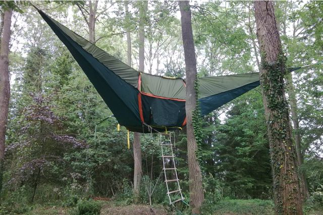 Tentsile Unique Camping Shelter