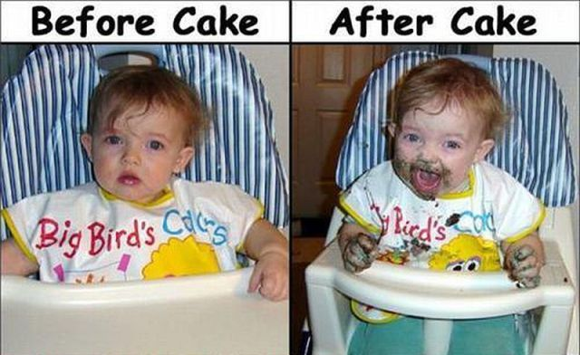 Hilarious Before and After Images