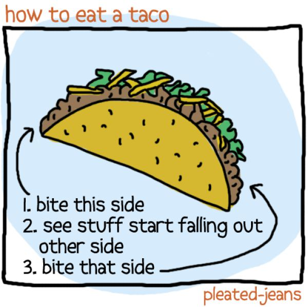 How to Eat Fast Food