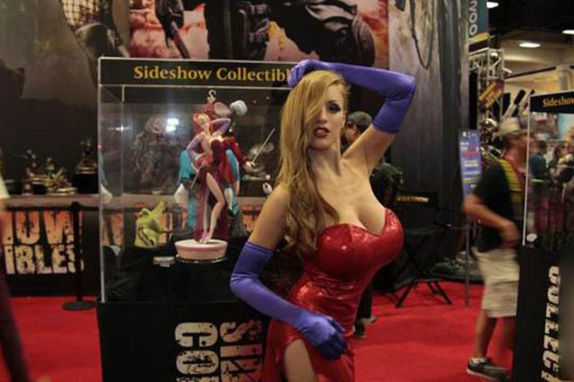 Jessica Rabbit IRL