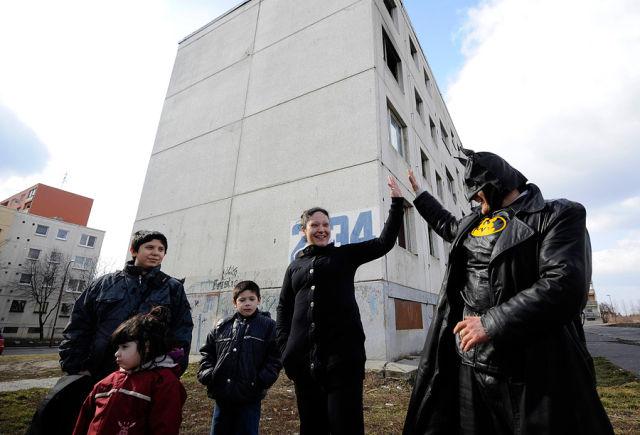 Slovak Batman is Ready to Rescue