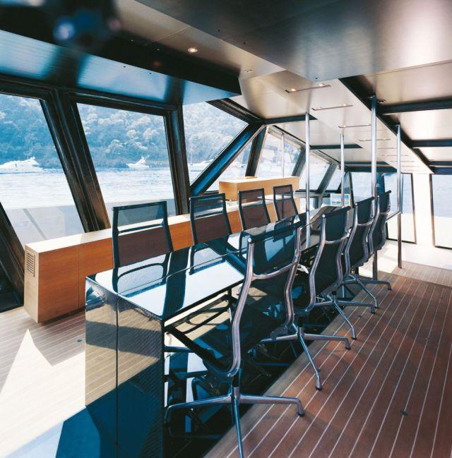 Amazing 118 Wallypower Yacht