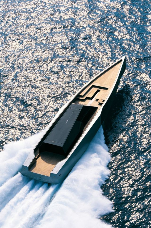 Amazing 118 Wallypower Yacht