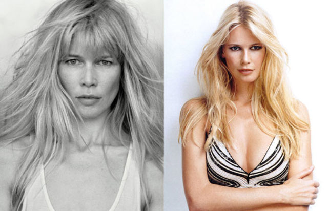 Do Supermodels Look Average Without Makeup 30 Pics