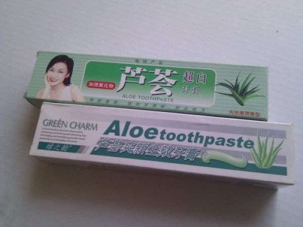 Odd Toothpaste Flavors