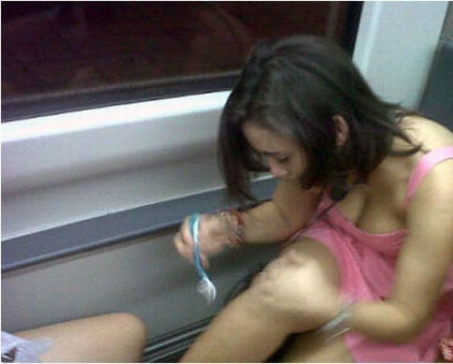 That's Why You Shouldn't Ride a Bus